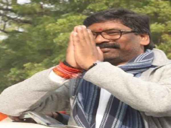 Hemant Soren to get 'Champion of Change Award'